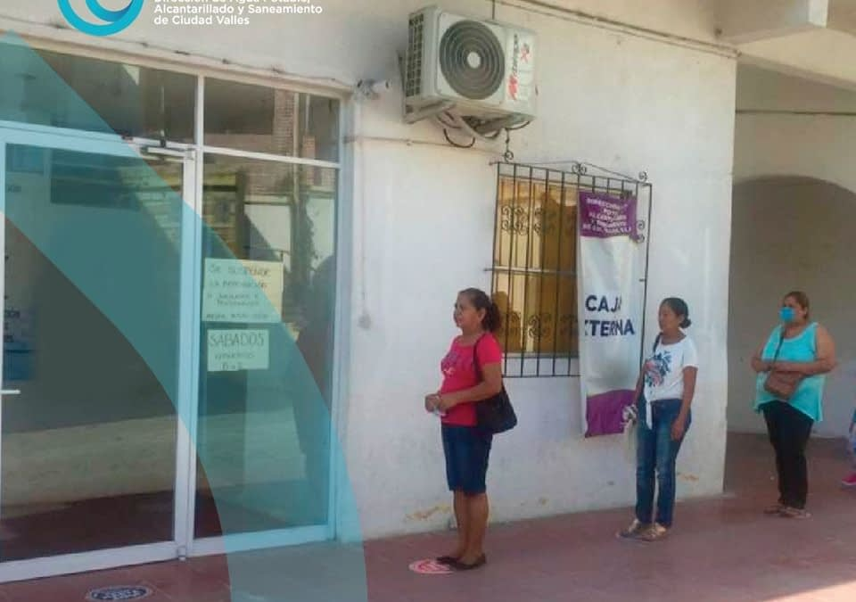 """Nuevo horario en caja de cobro """"La Colmena"""""""
